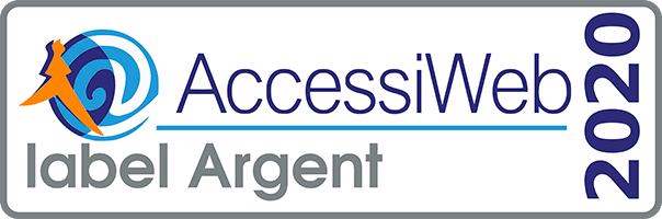 Accessiweb - Label Argent 2020