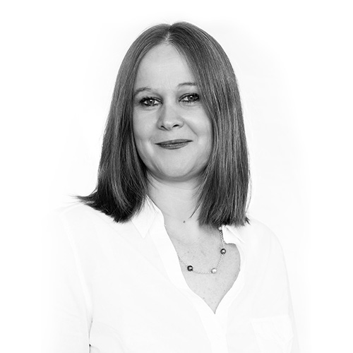Ingrid Gibaut, Executive Assistant