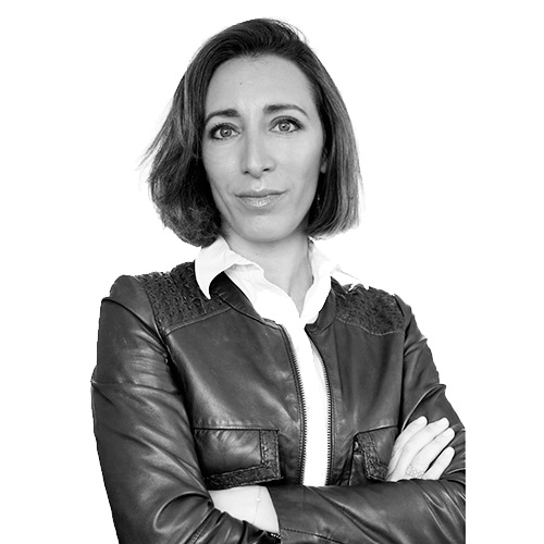Stéphanie Brun, Director of Communications