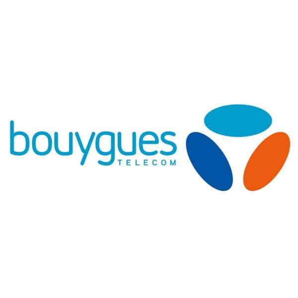 Logo de Bouygues Telecom.