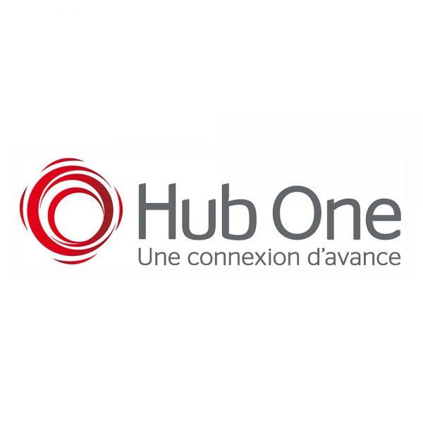 Logo d'Hub One.