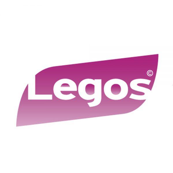 Logo de Legos.