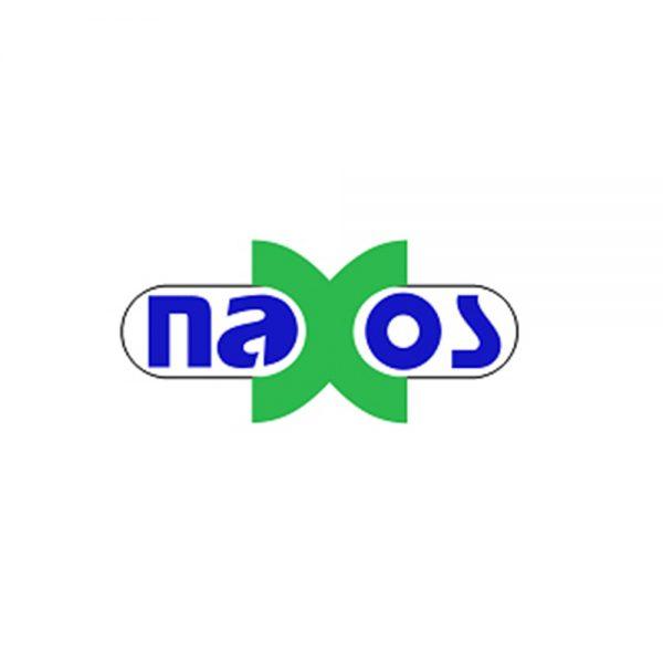 Logo de Naxos.