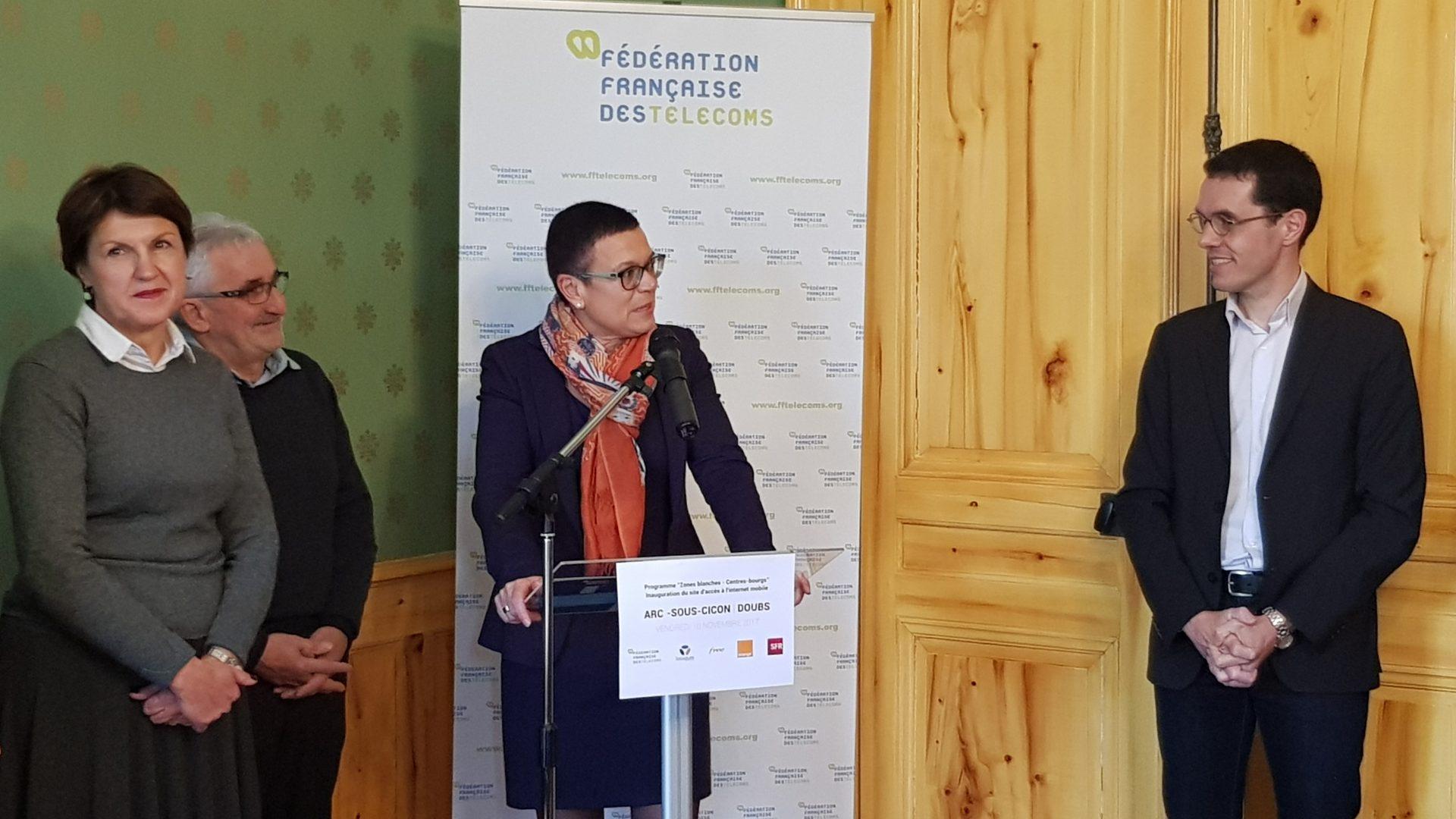 6/10 Christine Bouquin, Président du Conseil départemental du Doubs