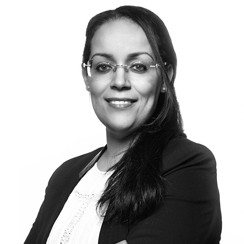 Leïla Daifi, Executive Assistant