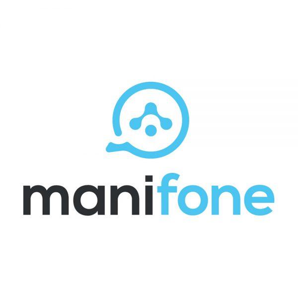 Logo de Manifone.