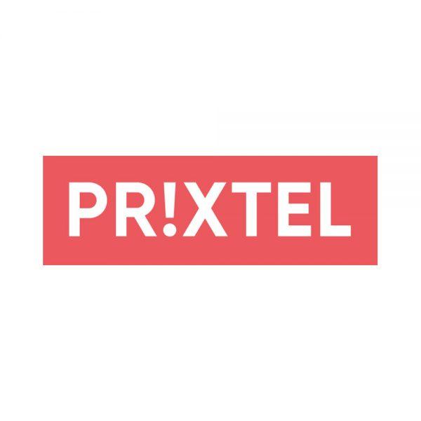 Logo de Prixtel.