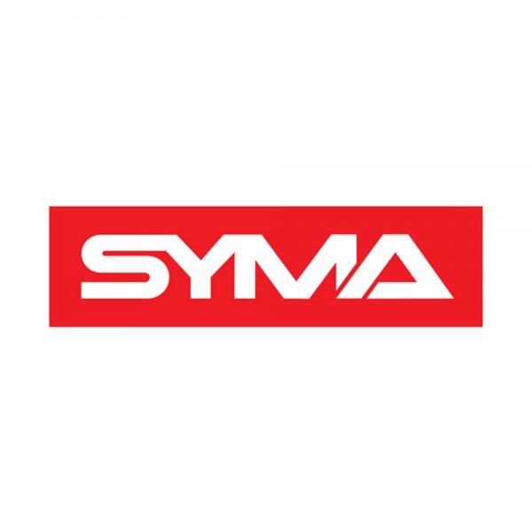 Logo de Syma.