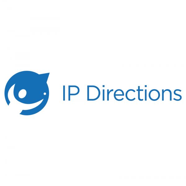 Logo d'IP Directions.