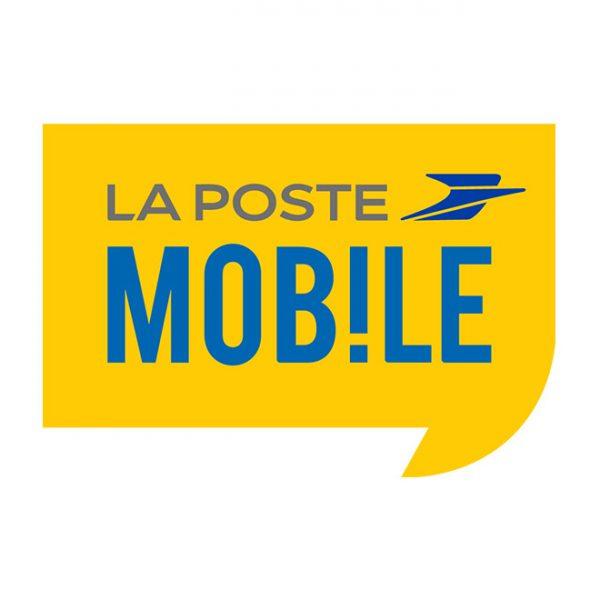 Logo de La Poste Mobile.