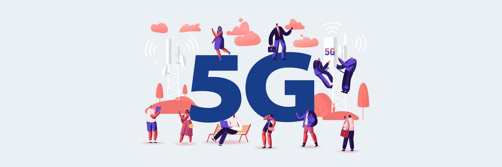 La 5G n'a aucun lien avec COVID-19, et Facebook et YouTube prennent des publications
